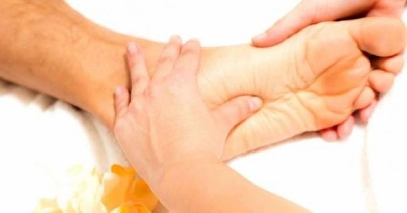 Podólogo para Tratamento com Reflexologia Podal Aeroporto - Tratamento de Reflexologia Podal Enxaqueca