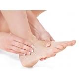 clínica de podologia para dores nos pés em sp Campo Belo