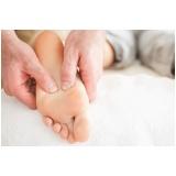 clínica de podologia para dores nos pés Lapa