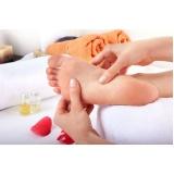 clínica para massagem relaxante nos pés Morumbi