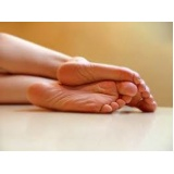 clínica para tratamento de rachadura dos pés Pari