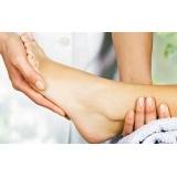 clínicas de podologia para dores nos pés Cidade Dutra