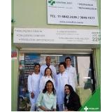 clínicas de podologia Jardim Paulistano