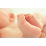 podólogo para bebê Vila Sônia