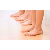 tratamento contra descamação nos pés Santo Amaro