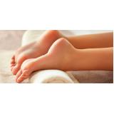 tratamento em pés sensíveis preço Aeroporto