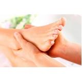 tratamentos em pés sensíveis Ipiranga