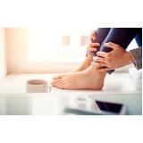 tratamento contra ressecamento nos pés