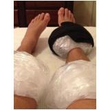 tratamento de dores nos pés