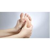 tratamentos dores entre os dedos