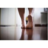 tratamento de rachadura dos pés