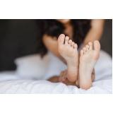 tratamento para fissuras no calcanhar